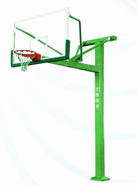 地埋方管篮球架--1022