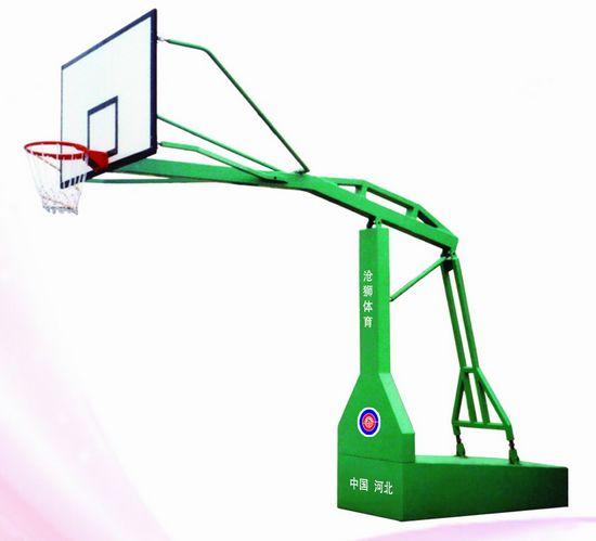 仿液压篮球架--1011